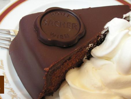 Receta de tarta Sacher original