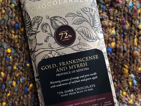 Oro, incienso, mirra y chocolate