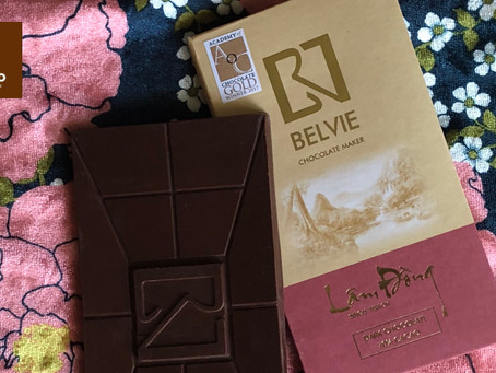 Descubre el Chocolate vietnamita más exótico