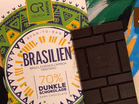 Un Cacao Trinitario desde Brasil