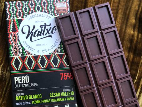 El chocolate preferido de Kaitxo