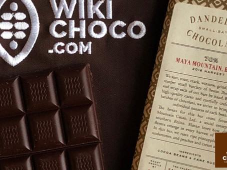 Descubre los matices de este Chocolate de Belice