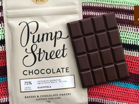 Desde Guatemala, un Chocolate con sabor a caramelo