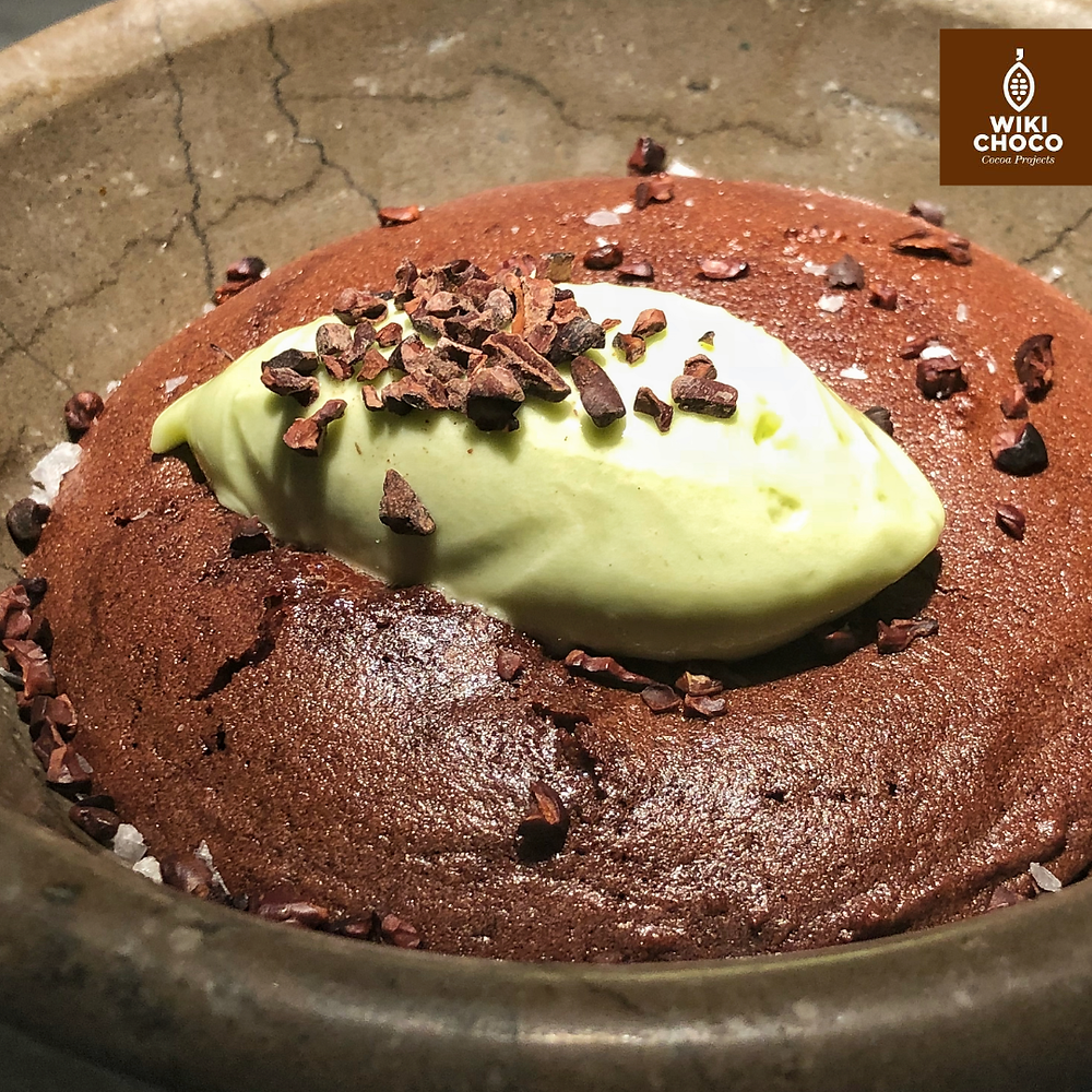 postre El chocolate de Moctezuma en wikichoco