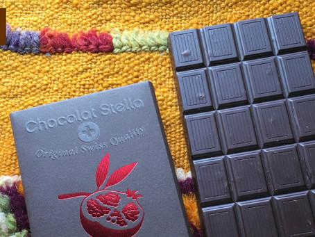 El auténtico Chocolate suizo