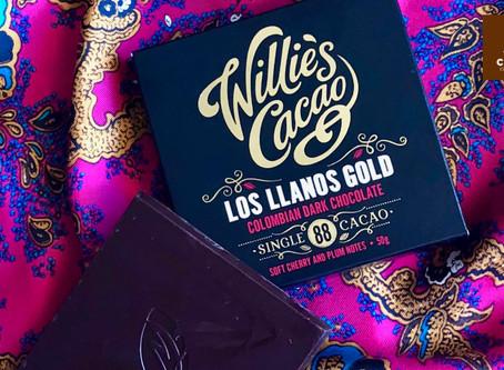 El Chocolate dorado de Colombia