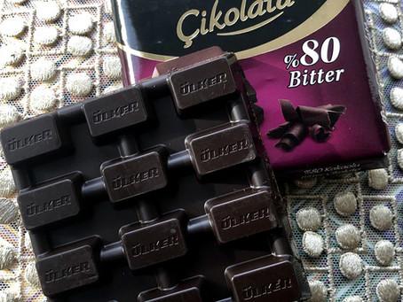 El chocolate más famoso de Turquía