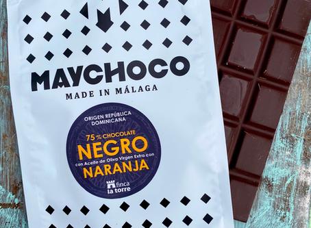 Maychoco, el chocolate artesano de Málaga