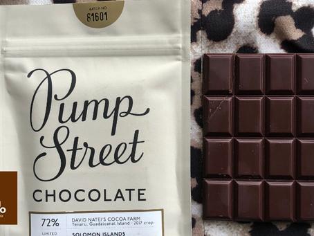 La joya chocolateada de las Islas Salomon
