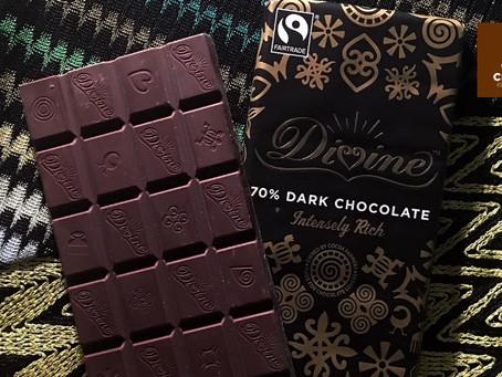 El divino sabor del Chocolate de Ghana