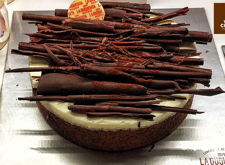 Receta de la tarta Selva Negra