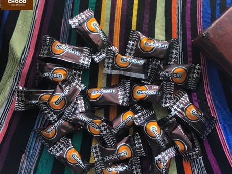 Delicias de dátil y Chocolate una tentación exótica