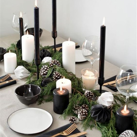Christmas Series: Tablescapes