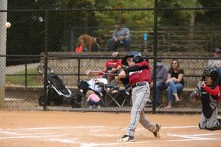 Big league form in Little league