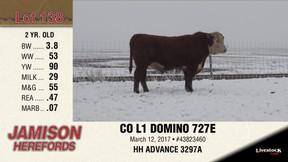 CO L1 DOMINO 727E