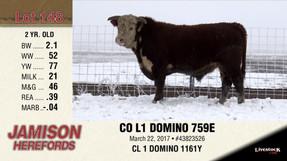 CO L1 DOMINO 759E