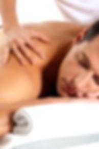 Massagem Relaxante Masculina