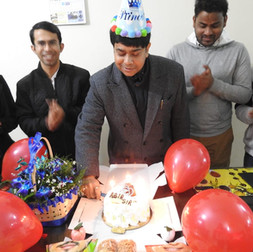 Birthday Celebrations of Prof. Abir De Sarkar