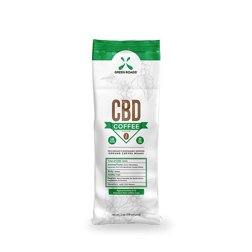 CBD Coffee - 2 oz
