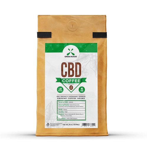 CBD Coffee - 8 oz