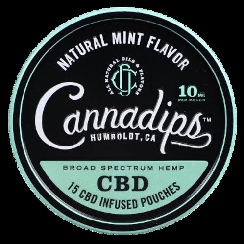 Cannadips - CBD Pouches 150mg