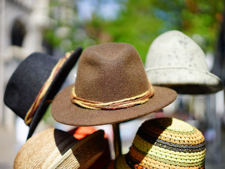 5 Hats To Enhance Your Wardrobe