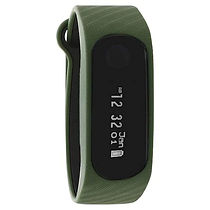 Fastrack Unisex Olive Fit band