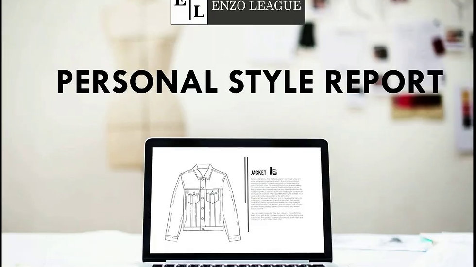 Personal Style Report