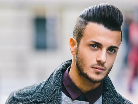 5 EASY  HAIR STYLING HACKS FOR MEN