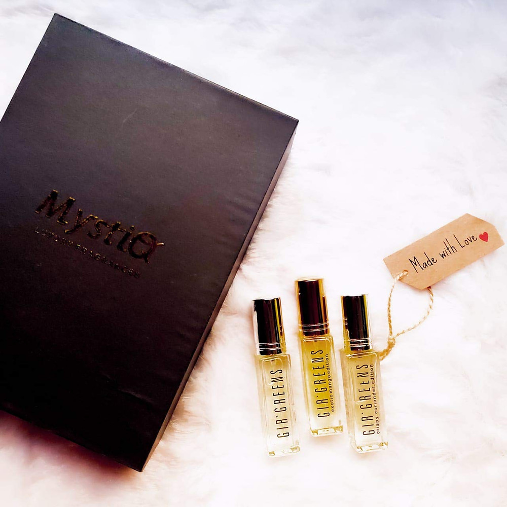Mystiq – Fragrance Oil for Women