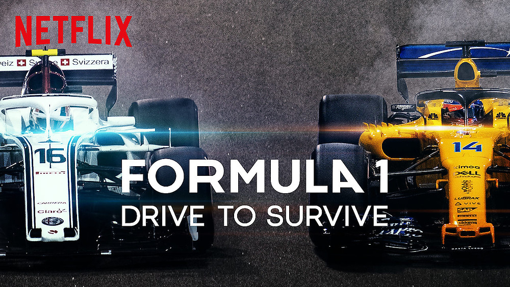 Formula 1-Drive to Survive