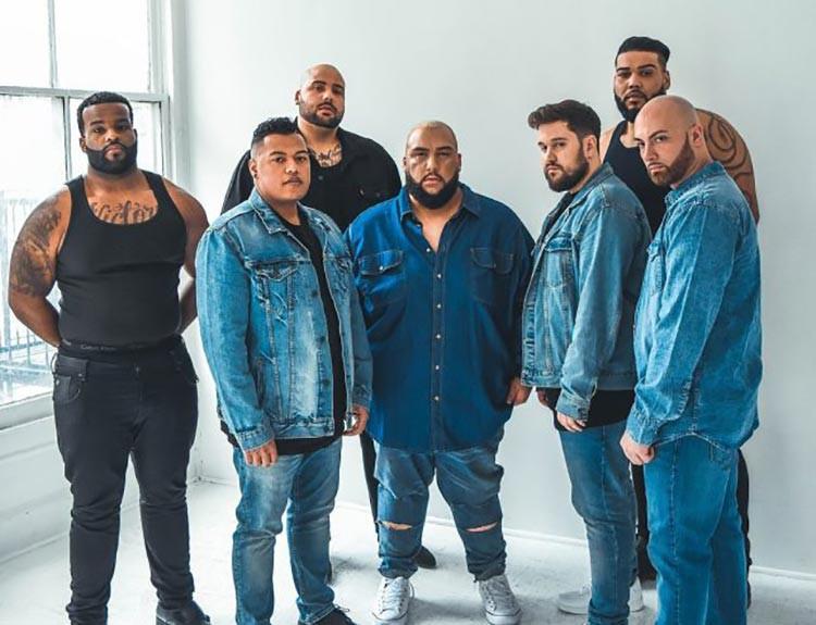 Plus-Size Men