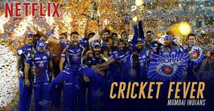 Cricket Fever:Mumbai Indians