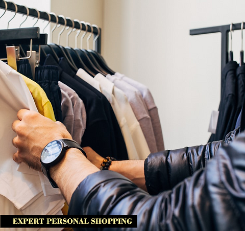 personal shopping - home page.png