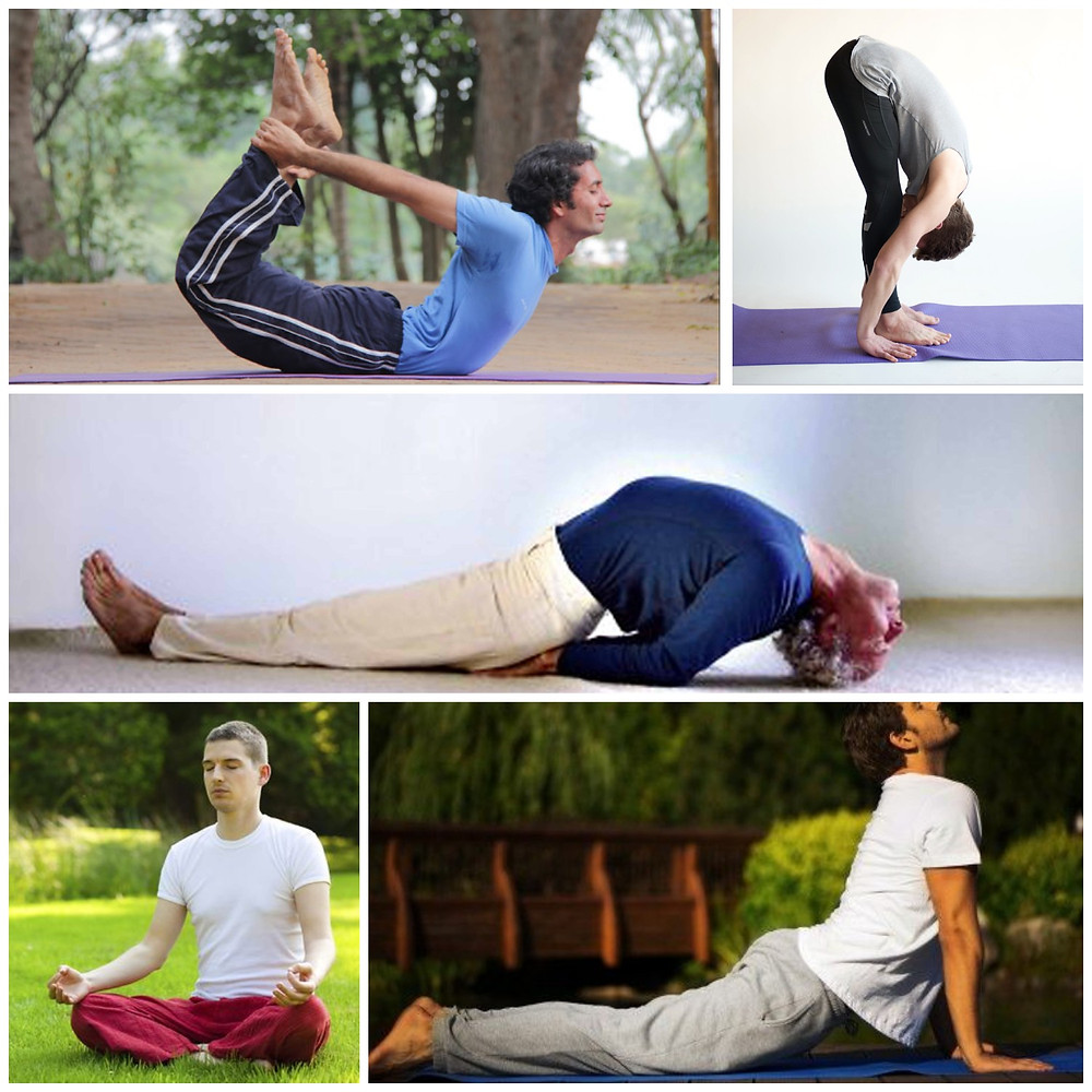 Yoga Poses for home