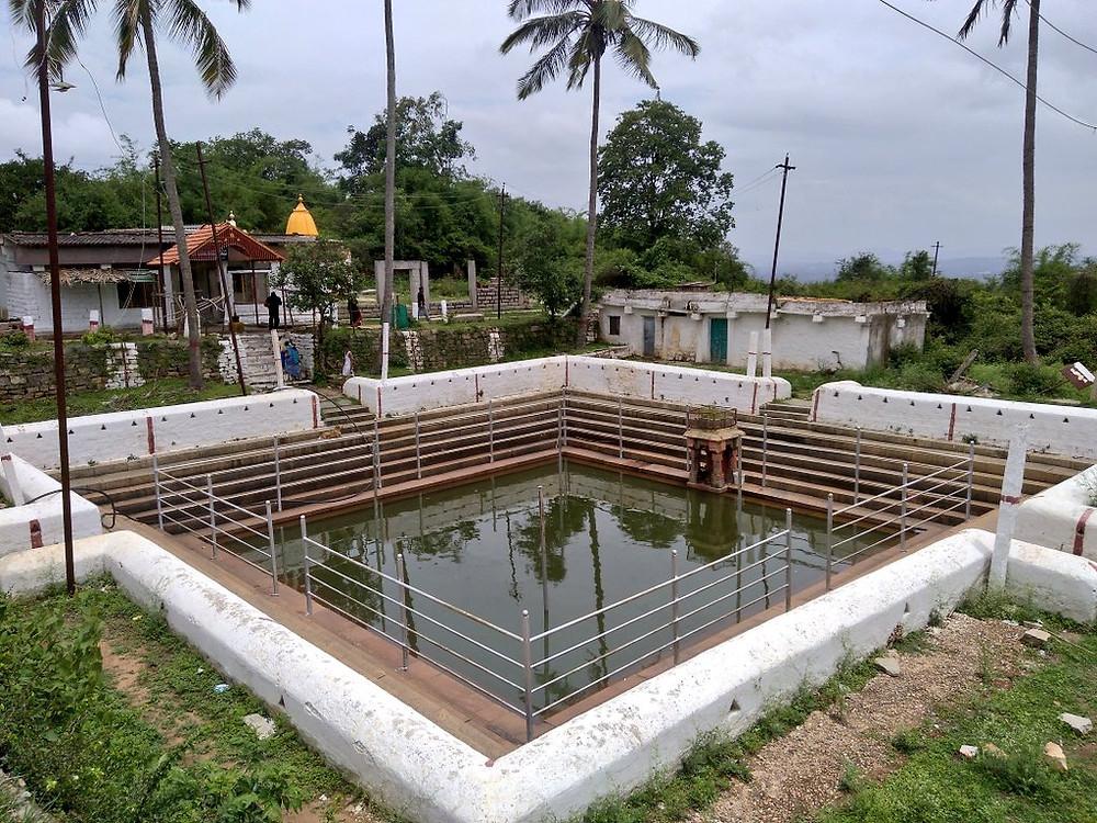 Suvarnamukhi Anjaneya Temple