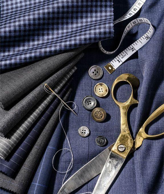 Custom Stitching for Men