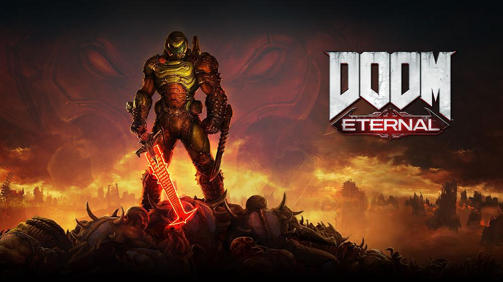 Doom Eternal Video Game