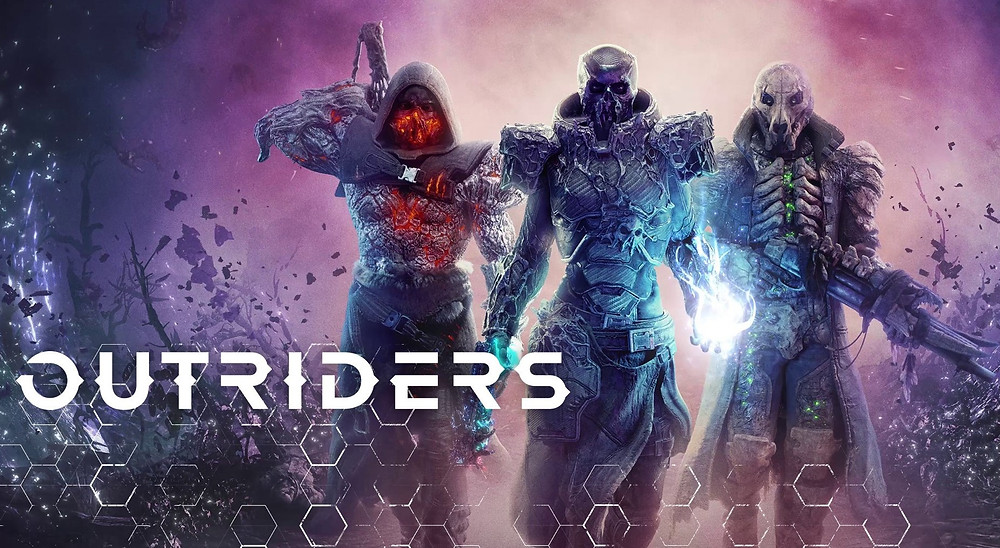 Outriders Video Games