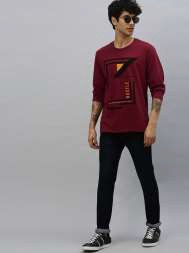 Here & Now Full Sleeve T-shirt