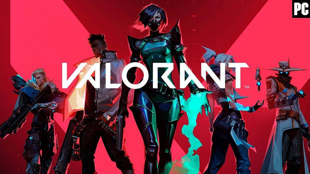 Valorant Video Games