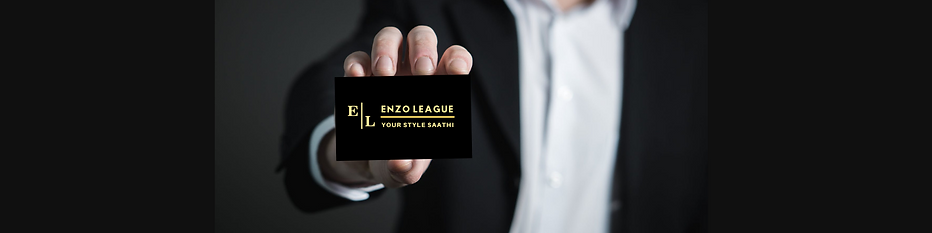 Enzo League - a Personal Styling & Grooming Company for Men