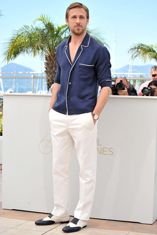Ryan Gosling in Nightsuit