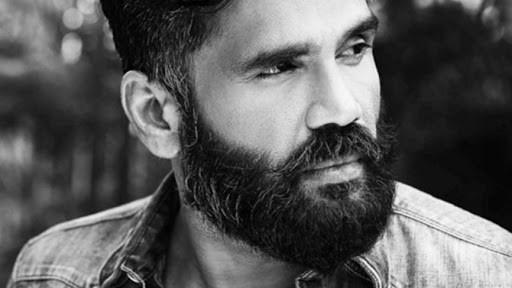 Suniel Shetty Beard look