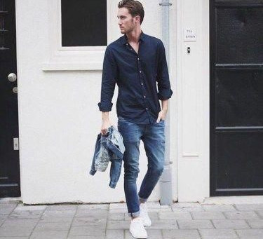 5 WAYS TO WEAR YOUR CASUAL SHIRT DIFFERENTLY