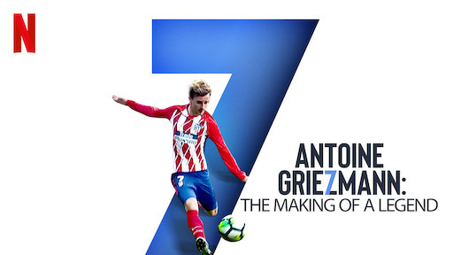 Antoine Griezmann:The Making of a Legend