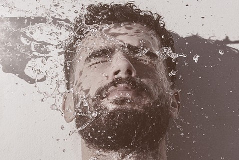 Washing Beard