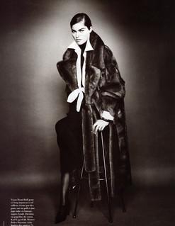 Vogue Paris Mario Testino