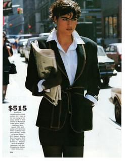 Vogue US Titziano Magni