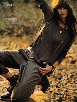Smith Vanders for Vogue